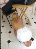 diaper punishment